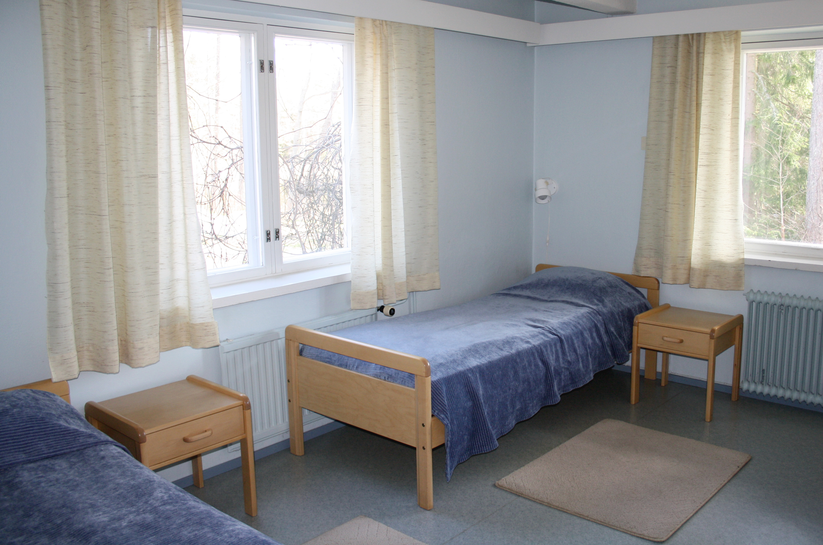 Picture of budget twin room