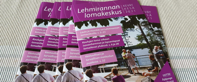 Lehmiranta 2021